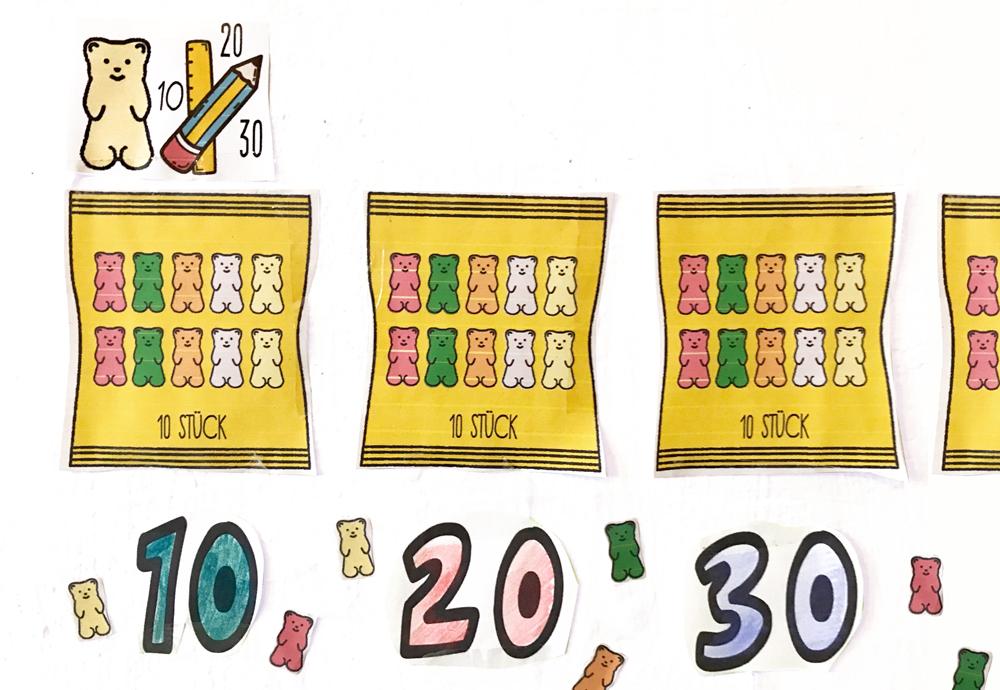 Gummibaerchenspiel-Mathe-lernen-Rechnen-lernen-Grundschule-Lernen-mit-Kindern-Homeschooling-mit-Zehnern-rechnen-spielerisch-kernen-Kleine-Geschichten-05