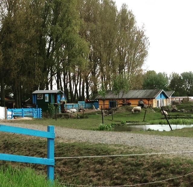 Kinderbauernhof Hamburg für unerschrockene Abenteurer - Ausflüge mit Kindern in Hamburg