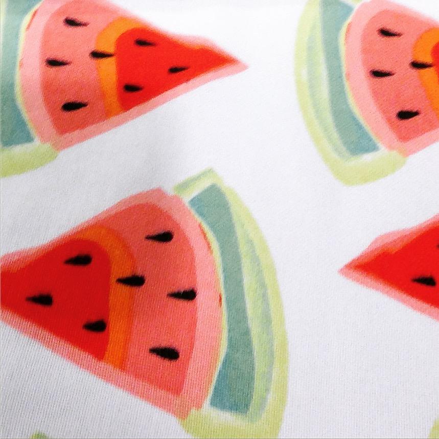 Sommer Snack - Snack für heiße Sommertage - Melone am Stiel, Meloneneis, Snacks für Kinder,