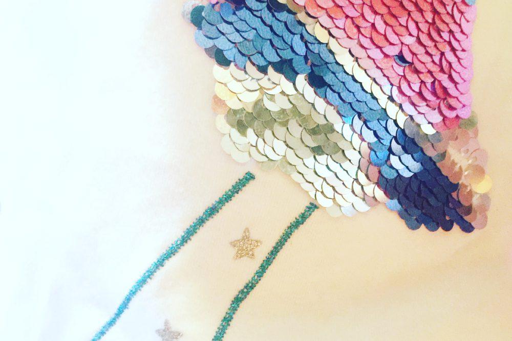 Paillettenhemd- Kindergartentrend - Klaotten für Kinder - Lieblings Kinderklamotten - die schönsten Kinder T-shirts