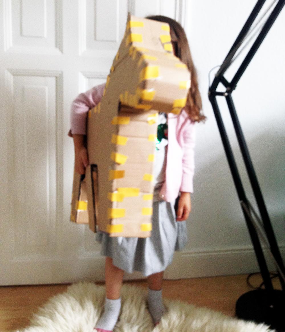 Einhorn Pinata für die Prinzessinen - Einhorn - Gerbutstagsfeier - selber basteln - DIY - Basteln mit Kindern - die perfekte Geburtstagsfeier