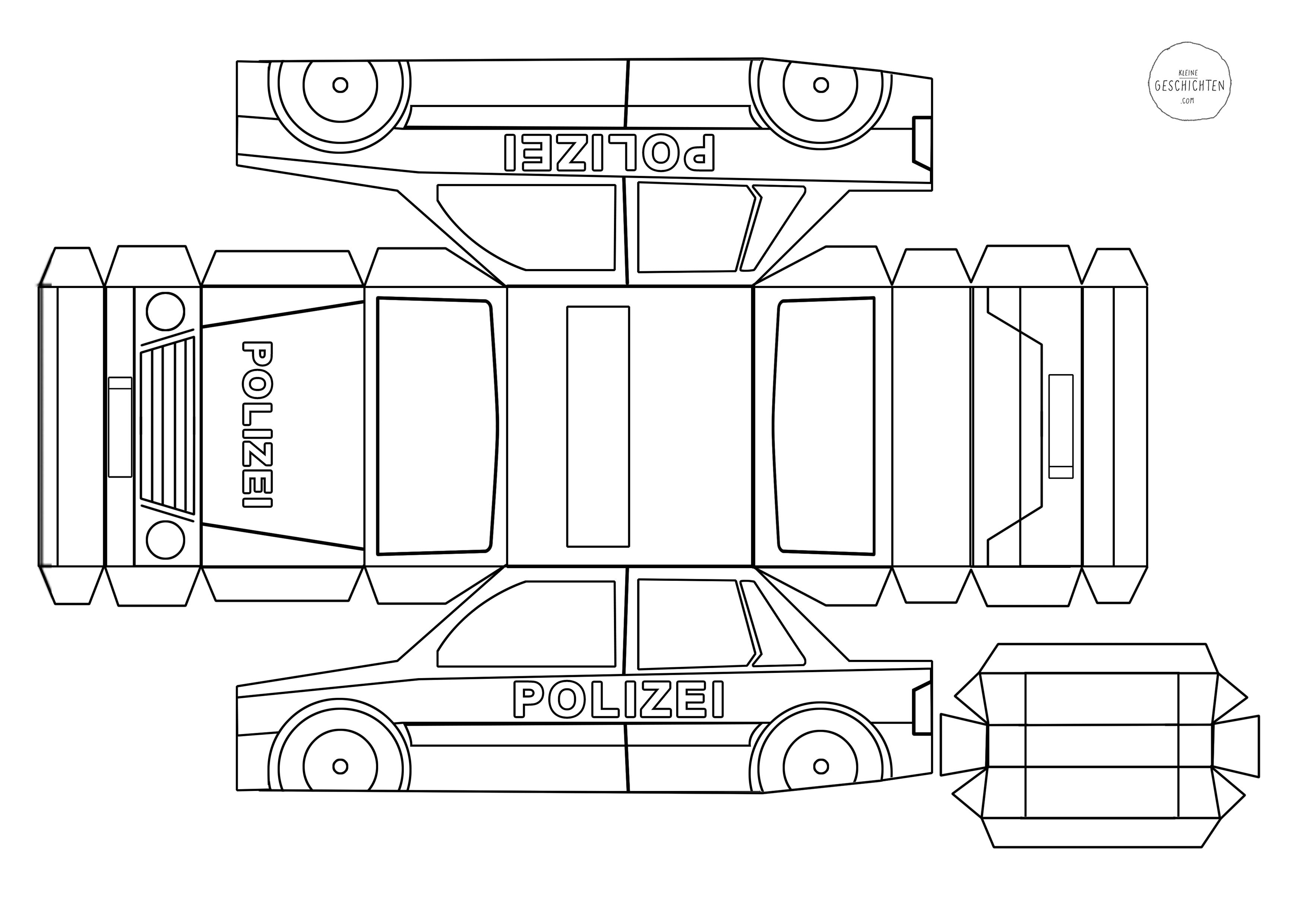 KleineGeschichten-Polizeiauto-selber-machen-fahrbares-Spielauto-basteln-mit-Kindenr-Polizeigeburstag-Polizei-Motto-Party