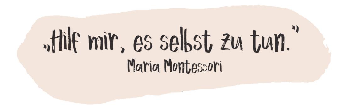 MariaMontessori-KleineGeschichten