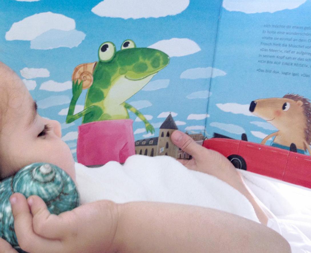 Eine kleine Reise - Kinderbuch - Empfehlung - Bücher für Kinder ab 2 Jahren