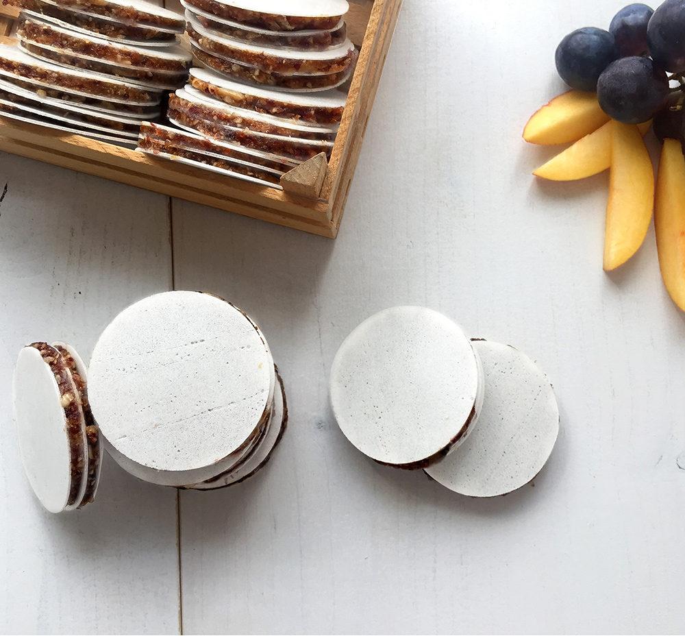 Fruchtschnitten- Früchte Riegeln - selber machen - Snacks für unterwegs mit Kindern - Rezepte für Kinder