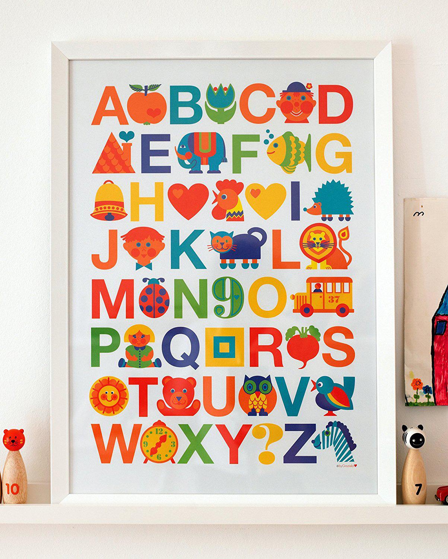 Kindheitserinnerungen ein Poster von Graziela Preise Kinderzimmer