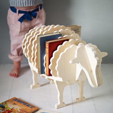 Unsere Lieblings-Bücherregale- Bücherreagel für Kinder - Kleine Geschichten