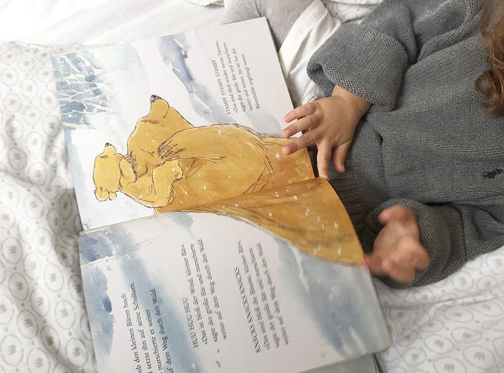 Lieblings Kinderbuch - die schönsten Kinderbücher - kleiner Bär und großer Bär - kleine Geschichte