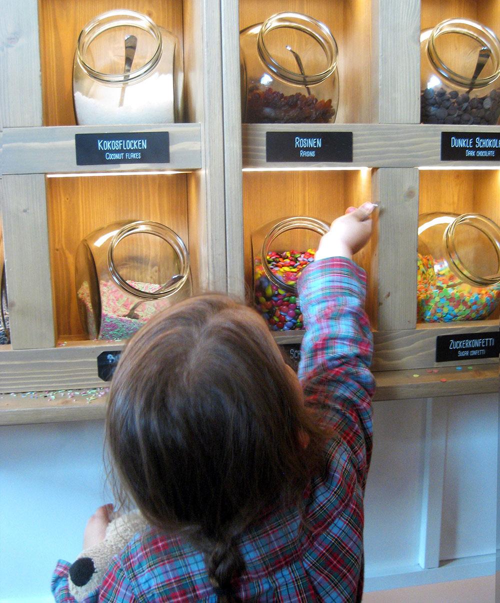 Ausflüge mit Kindern in Hamburg - Schokoladenmuseum Hamburg