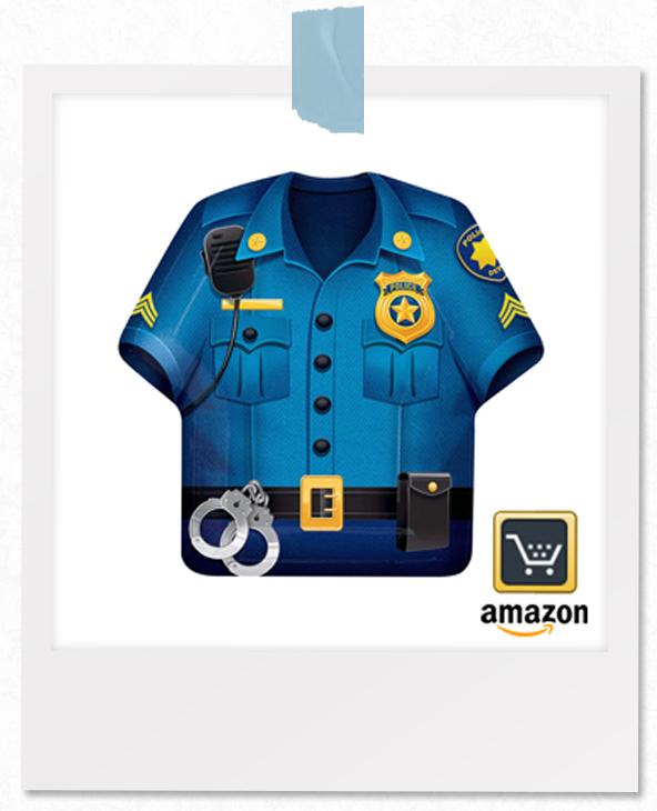 uniform-pappteller
