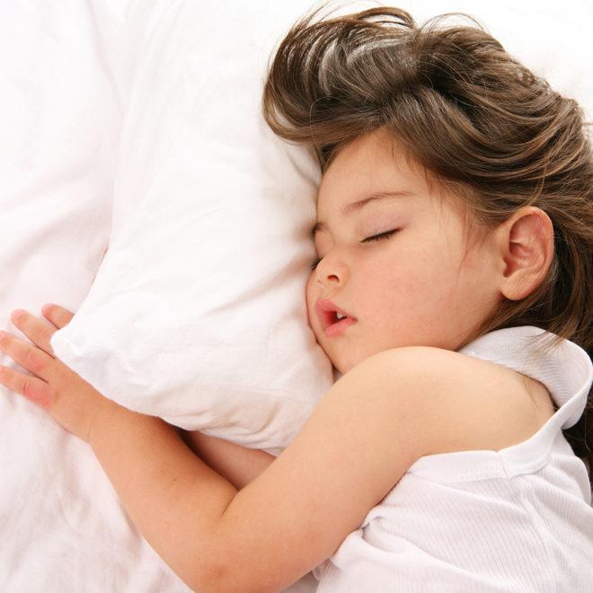 wenn Kinder schlafen - geborgen aufwachsen - Eltern
